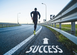 Run to success